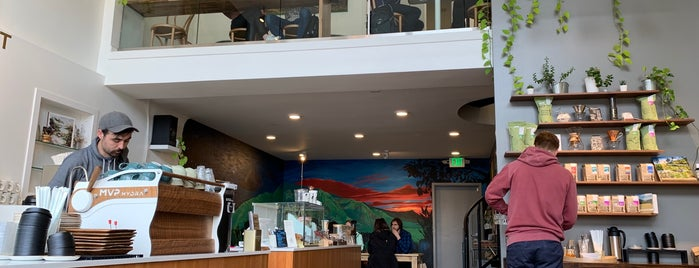 Capitol Coffee Works is one of Seattle.