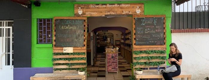 Ecorazón is one of Lugares favoritos de Giovo.
