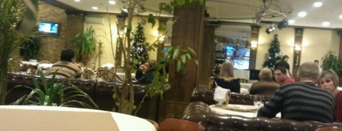 Piano Cafe is one of Мой Киев!:).