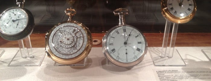 Patek Philippe Museum is one of Geneva.