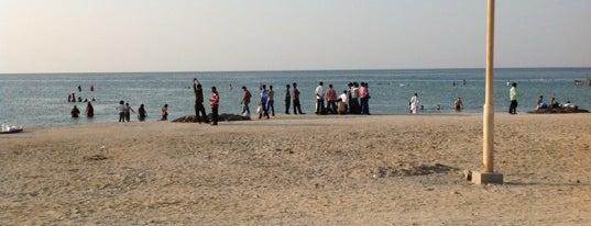 Jazaer Beach is one of Bahrain - The Pearl Of The Gulf.