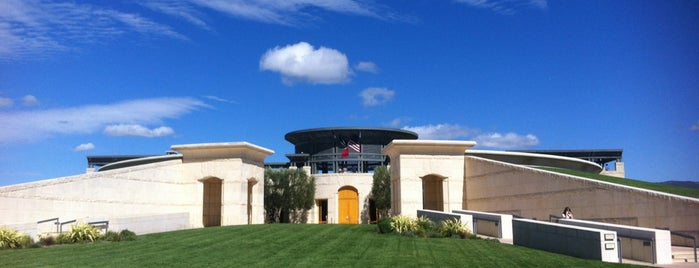 Opus One Winery is one of california wine country.