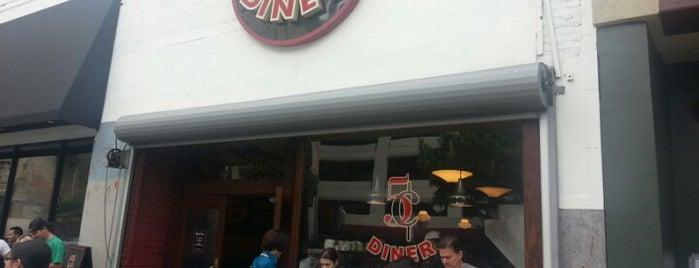Nickel Diner is one of Los Angeles.
