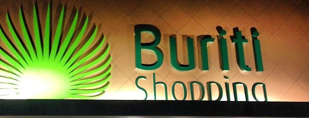 Buriti Shopping is one of Orte, die Jean gefallen.