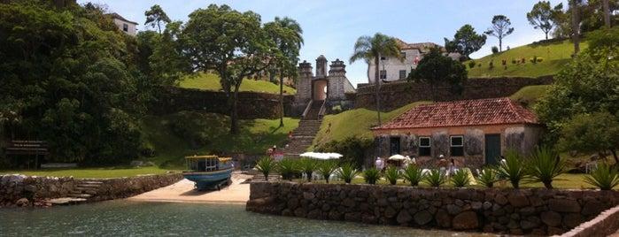 Fortaleza de Santa Cruz is one of Posti che sono piaciuti a Káren.