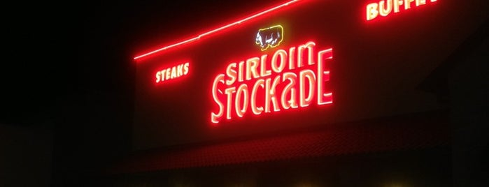 Sirloin Stockade is one of favoritos.