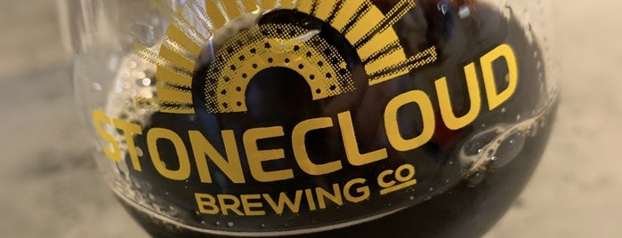 Stonecloud Brewing Company is one of Neon/Signs West 3.