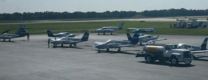 Richmond Jet Center is one of Virginia.