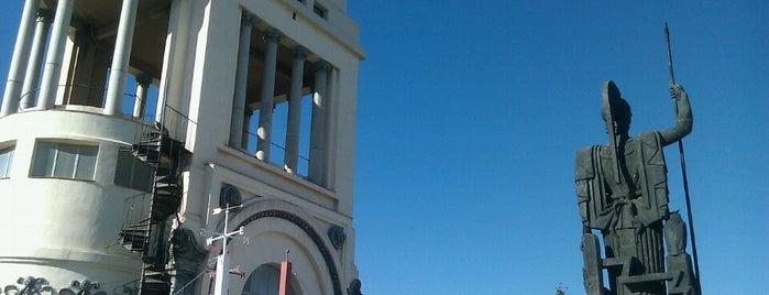 ดาดฟ้า เซร์กูโลเดเบยัสอาร์เตส is one of BEST ROOFTOP BARS.