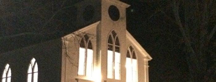 First Parish Brewster is one of Will : понравившиеся места.