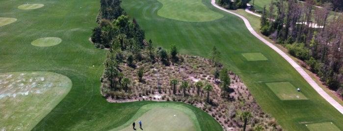 Waldorf Astoria Golf Club is one of My Magic Orlando.