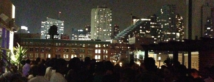 Rooftop 48 is one of Rooftop Bars with Drinks to get Drunk in NYC.