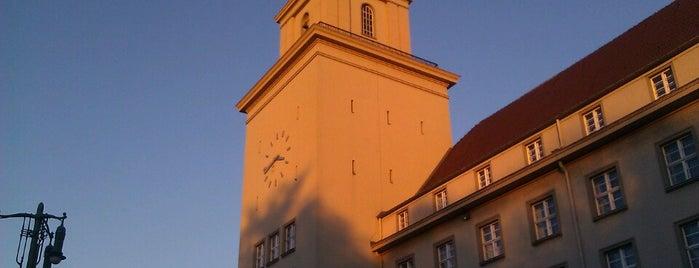 Bürgeramt Tempelhof-Schöneberg is one of Joud's Liked Places.