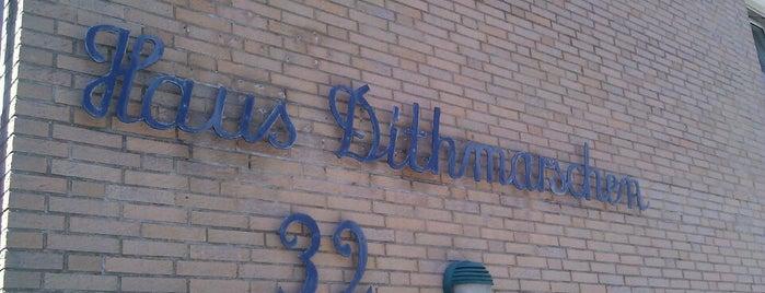 Haus Dithmarschen is one of Lieux qui ont plu à Thilo.