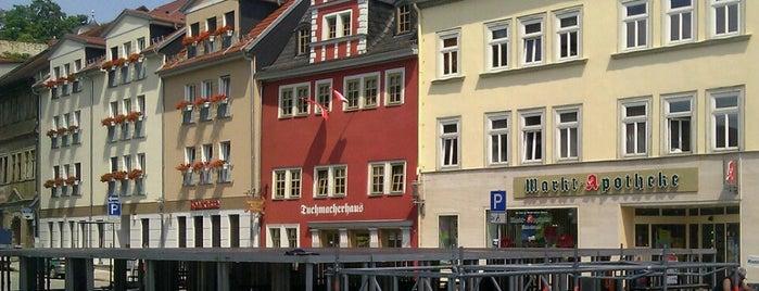 Tuchmacherhaus is one of Locais curtidos por Thilo.
