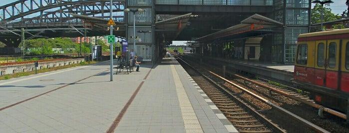 S Bornholmer Straße is one of U & S Bahnen Berlin by. RayJay.