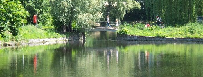Klarensee is one of Places in Berlin.