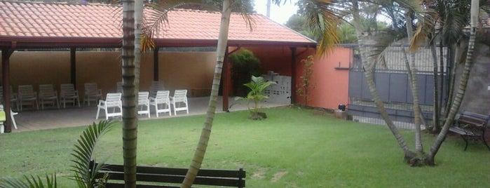 Centro Inaciano de Juventude is one of Espaços de Coworking.