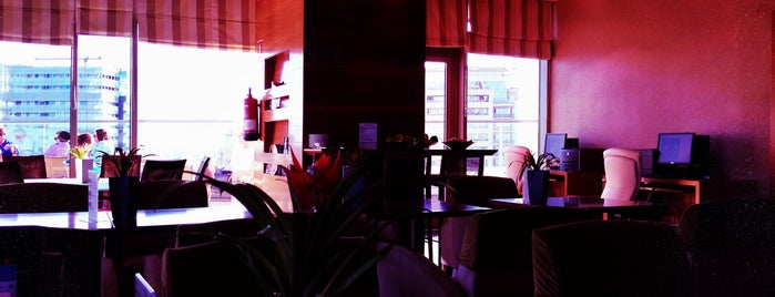 Executive Lounge is one of Live Stile Barcelona.