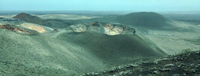 Parque Nacional de Timanfaya is one of Rafaelさんのお気に入りスポット.