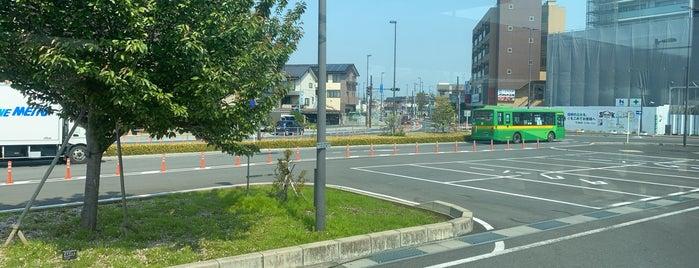 蓮田駅西口バス停 is one of 神輿で訪れた場所-1.
