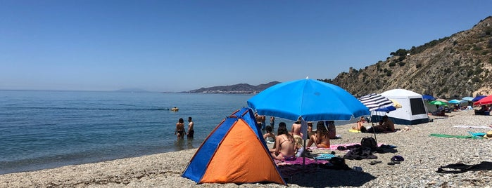 Playa del Cañuelo is one of Ian 님이 좋아한 장소.