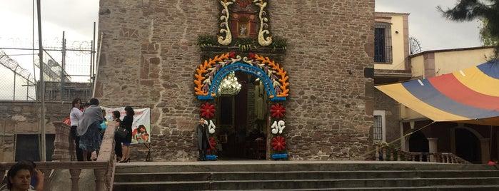 Parroquia De San Bartolo Tenayuca is one of Posti che sono piaciuti a Liliana.
