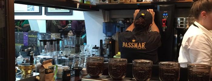 Café Passmar is one of Los Mejores Cafés de Especialidad del DF.