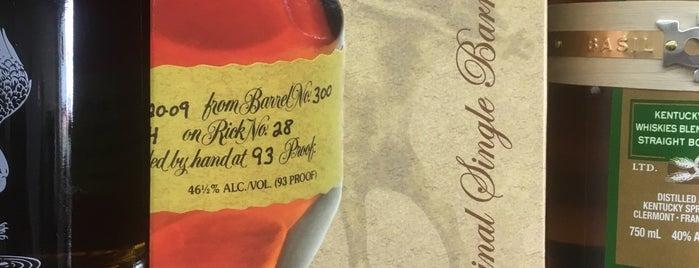 Grog Shoppe Spirits and Wines is one of Lugares favoritos de Trevor.