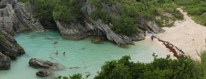 Horseshoe Bay is one of Bermuda To-Do List.