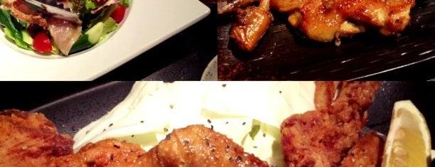 バリバリ鶏 is one of Hideさんの保存済みスポット.