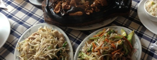Restaurant Yang-Tse is one of Por Corregir.