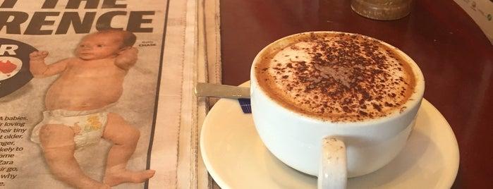 Lush Fresh Food & Coffee is one of + Perth 01.