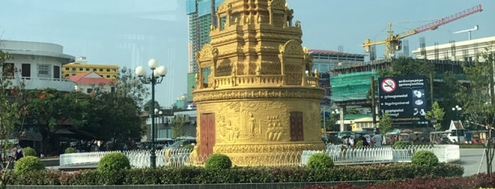 Pnom Penh, Cambodia is one of Orte, die Michael gefallen.
