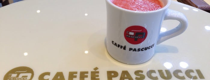 CAFFÉ PASCUCCI is one of Cafe part.4.
