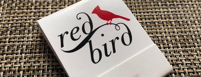 The Red Bird is one of Best Of Waltham.