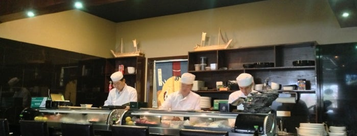 Midori Japanese Cuisine is one of Favorites.