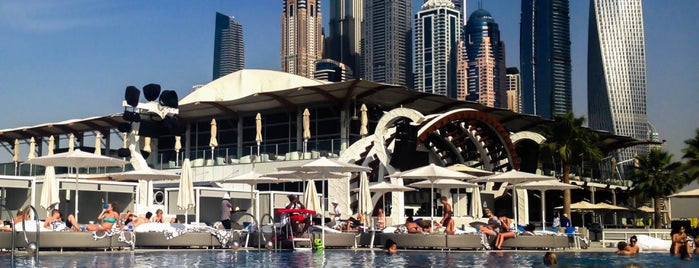 Zero Gravity is one of The Ultimate Guide to Dubai.