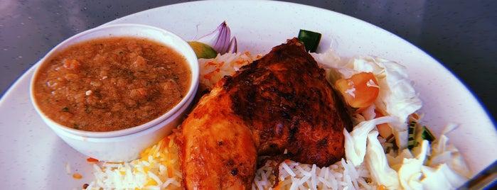 Al Raudhah Arabian Food is one of Cameron Highlands.