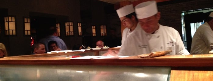 Sushi Roku Santa Monica is one of OC SoCal Trip @Kurtwvs.
