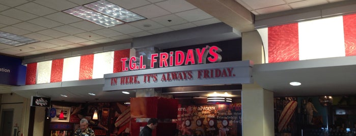 TGI Fridays is one of Lugares favoritos de Jose.