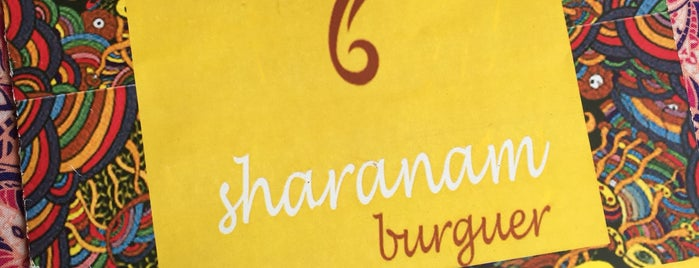 Sharanam Burguer is one of sp-veg.
