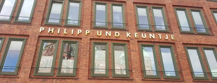 Philipp und Keuntje is one of Tempat yang Disukai Jan.