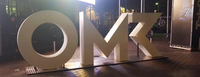 Online Marketing Rockstars (OMR) is one of Orte, die Deedee gefallen.