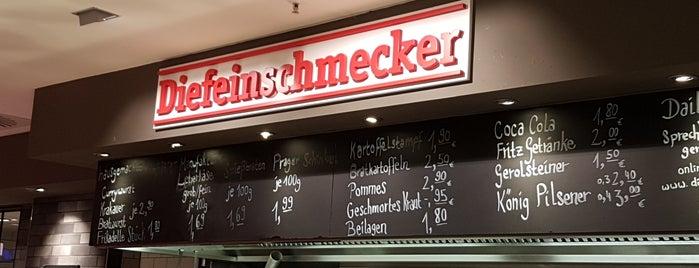 DieFeinschmecker is one of Lugares favoritos de Phil.