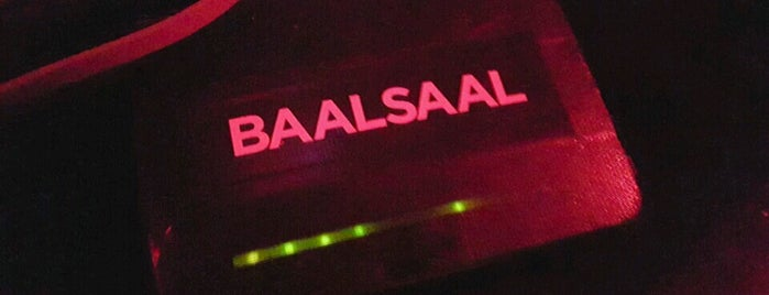 Baalsaal is one of Clubz.