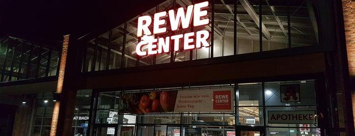 REWE CENTER is one of Posti che sono piaciuti a Lasse.