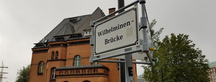 Wilhelminen-Brücke is one of Annisa 님이 좋아한 장소.