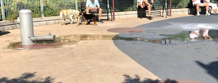 Tribeca Dog Run is one of Lieux qui ont plu à Kelly.
