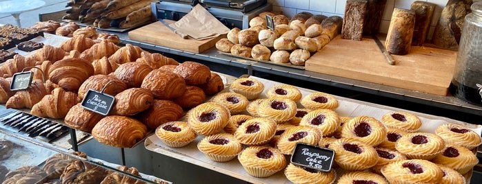 Fabrique Bakery is one of Dessert, Bakeries, & Cafes - to do.